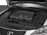 2015 Lexus IS Engine photo