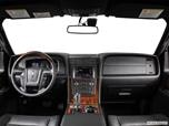 2015 Lincoln Navigator L Dashboard, center console, gear shifter view photo