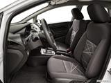 2015 Ford Fiesta Front seats from Drivers Side