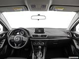 Dashboard, center console, gear shifter view photo