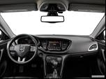 2015 Dodge Dart Dashboard, center console, gear shifter view photo