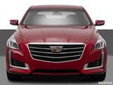2015 Cadillac CTS Low/wide front photo