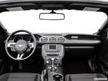2015 Ford Mustang Dashboard, center console, gear shifter view photo