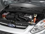 2015 Ford C-MAX Hybrid Engine photo