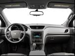 2015 Chevrolet Traverse Dashboard, center console, gear shifter view photo
