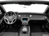 2015 Chevrolet Camaro Dashboard, center console, gear shifter view