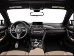 2015 BMW M4 Dashboard, center console, gear shifter view photo