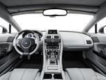 2015 Aston Martin Vantage Dashboard, center console, gear shifter view photo