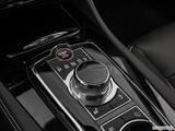 Gear shifter/center console photo