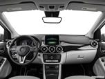 2014 Mercedes-Benz B-Class Dashboard, center console, gear shifter view photo