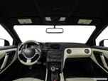 2015 Nissan GT-R Dashboard, center console, gear shifter view photo