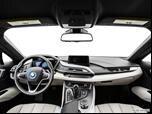 2014 BMW i8 Dashboard, center console, gear shifter view photo