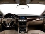 2012 Mercedes-Benz CLS-Class Dashboard, center console, gear shifter view photo