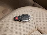 Key fob on driver's seat photo