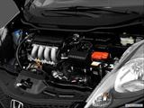 2012 Honda Fit Engine photo