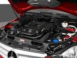 2012 Mercedes-Benz C-Class Engine photo