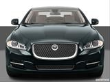 2013 Jaguar XJ Series Low/wide front photo