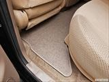 Rear driver's side floor mat. Mid-seat level from outside looking in photo