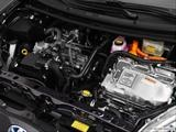 2012 Toyota Prius c Engine photo