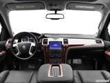 2014 Cadillac Escalade Dashboard, center console, gear shifter view