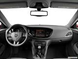 2013 Dodge Dart Dashboard, center console, gear shifter view
