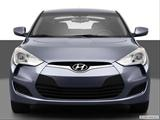 2013 Hyundai Veloster Low/wide front photo