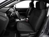 2013 Nissan Rogue Front seats from Drivers Side