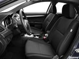 2014 Mitsubishi Lancer Front seats from Drivers Side