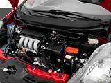 2013 Honda Fit Engine photo