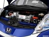 2014 Honda Fit Engine photo