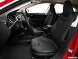 2013 Tesla Model S Front seats from Drivers Side