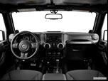 2013 Jeep Wrangler Dashboard, center console, gear shifter view photo