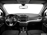 2014 Dodge Journey Dashboard, center console, gear shifter view