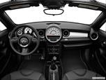 2014 MINI Cooper Roadster Dashboard, center console, gear shifter view photo