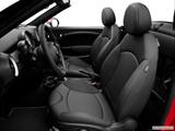 2014 MINI Cooper Roadster Front seats from Drivers Side