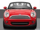2014 MINI Cooper Roadster Low/wide front photo