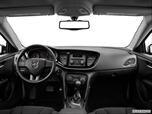 2013 Dodge Dart Dashboard, center console, gear shifter view photo