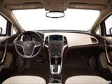 2013 Buick Verano Dashboard, center console, gear shifter view