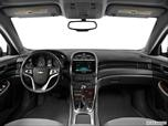2013 Chevrolet Malibu Dashboard, center console, gear shifter view photo
