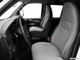 2014 GMC Savana 2500 Passenger Front seats from Drivers Side