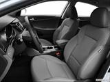 2013 Hyundai Sonata Front seats from Drivers Side
