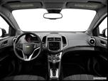 2013 Chevrolet Sonic Dashboard, center console, gear shifter view photo
