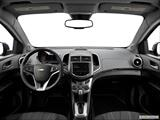 2013 Chevrolet Sonic Dashboard, center console, gear shifter view