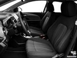 2013 Chevrolet Sonic Front seats from Drivers Side