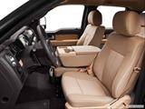 2013 Ford F150 SuperCrew Cab Front seats from Drivers Side