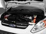 2013 Ford C-MAX Hybrid Engine photo