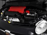 2014 FIAT 500 Abarth Engine photo