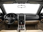 2013 Suzuki Grand Vitara Dashboard, center console, gear shifter view photo