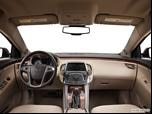 2013 Buick LaCrosse Dashboard, center console, gear shifter view photo