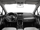 2014 Subaru Forester Dashboard, center console, gear shifter view